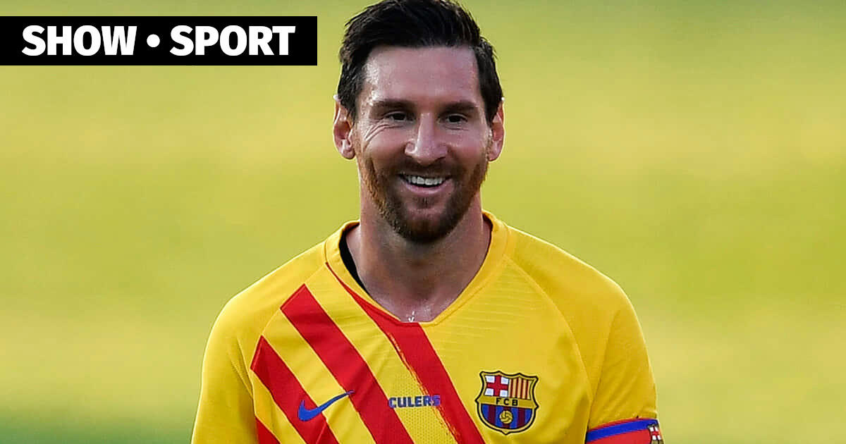 Messi Will Be At Psg Next Year Rmc Sport Journalist On Barca Forward Psg Barcelona Messi